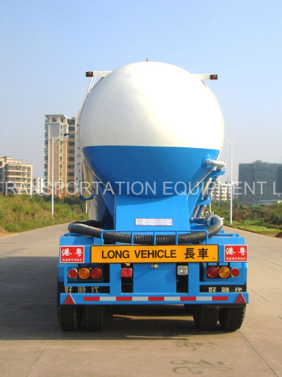 52.5cbm Bulk Powder Tanker Semi Trailer pictures & photos
