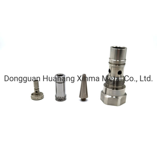 High Precision CNC Machining Parts and Aluminum Precision CNC Machining Parts for Machinery Parts