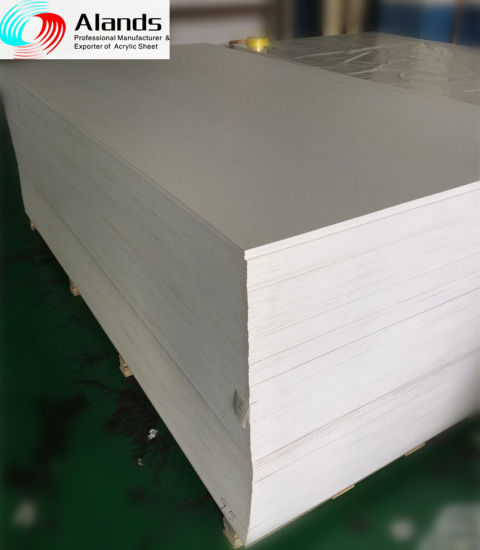 PVC Rigid Foam Board for Waterproof Cabinet pictures & photos