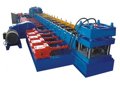 Automatic Highway Guardrail Roll Forming Machine pictures & photos