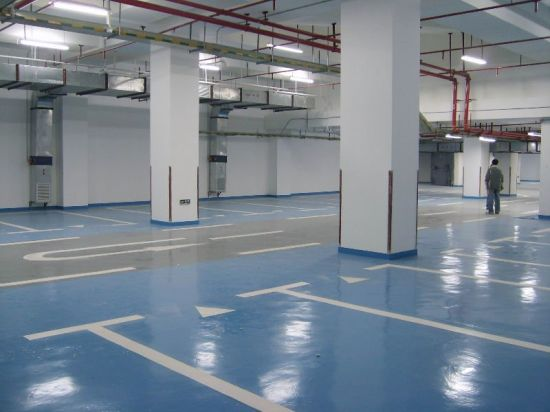 Acrylic Epoxy Floor Paint