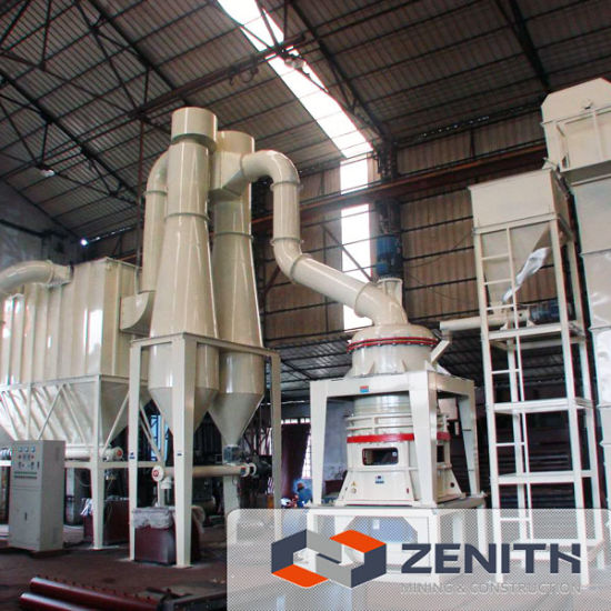 Xzm Ultrafine Mill, Powder Making Machine with ISO pictures & photos