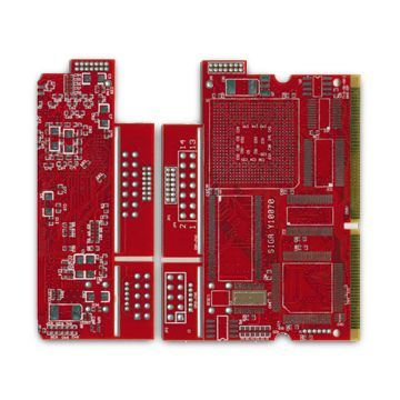 Multilayer PCB Supplier Gold Finger Circuit Board Manufacturing