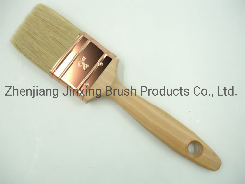 White Boiled Bristle Brush, Paint Brushes, Hand Tool