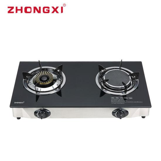 Malaysia Thailand Popular Infrared Burner Gas Stove (JZ-X202C)