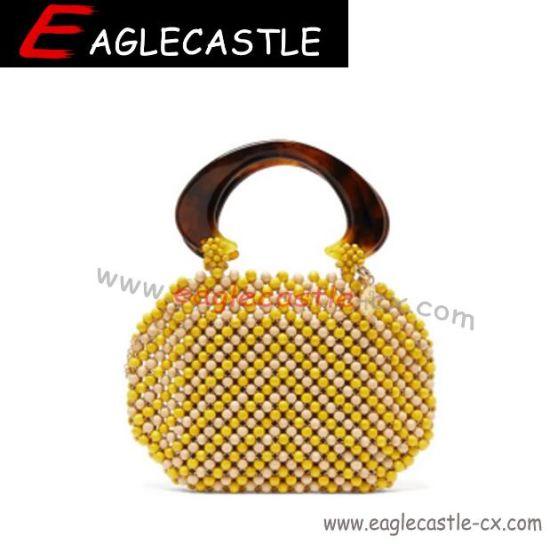 Luxury Handbags Women Bags Designer Evening Clutch Bags Crystal Beaded Shoulder Crossbody Bag (CX19012)