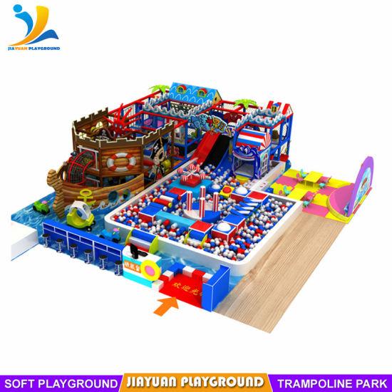 Jiayuan Kids Indoor Playground for Sale