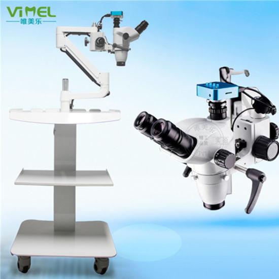 Dental Lab Student Monocular Digital USB Operating Microscope with Camera
