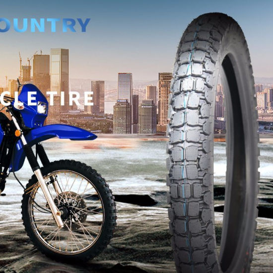 Famous Brand Tt/Tl Motorcycle Tires of Size 110/90-16, 3.00-18 Pattern Ds118