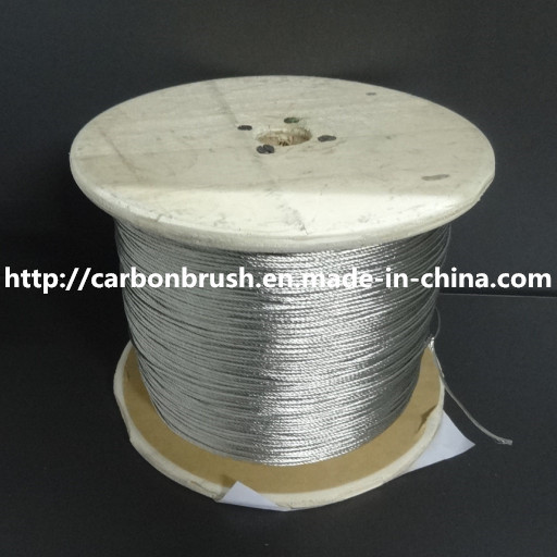 Searching tinned copper wire for electric carbon brush pictures & photos