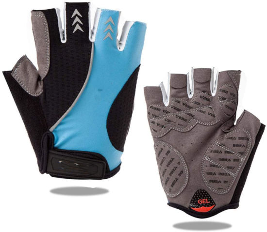 Half Finger Cycling Gloves Bike Bicycle Fingerless Cycle Gloves Sports Driving