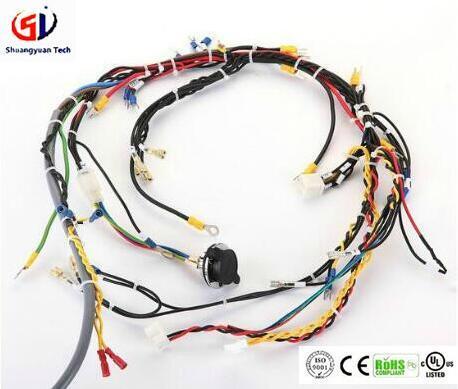 Custom-Built Automobile Wiring Harnesses