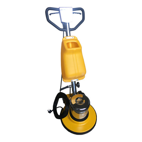 1 5hp Single Disc Marble Cleaning Machine Floor Scrubber
