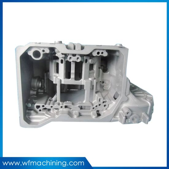 China Manufacturer Aluminum Die Casting Shell Housing