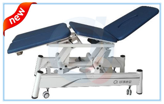 Medical Equipment Rehabilitation Massage Table for Physical Therapy pictures & photos