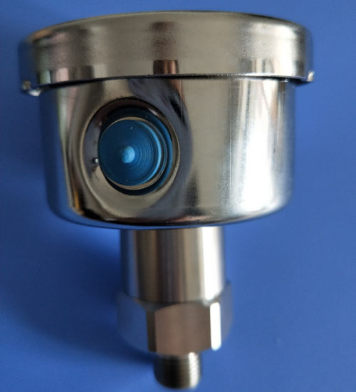 China Battery Powered Small Digital Pressure Gauge Psi