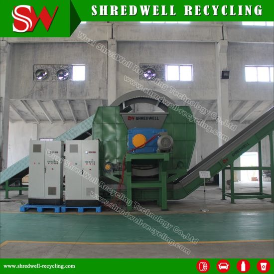 Automatic Wood Recycling Plant to Produce Wood Chips pictures & photos