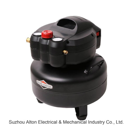 Air Compressor Oil Free 0210641 6-Gallon/23 Liters Briggs & Stratton pictures & photos