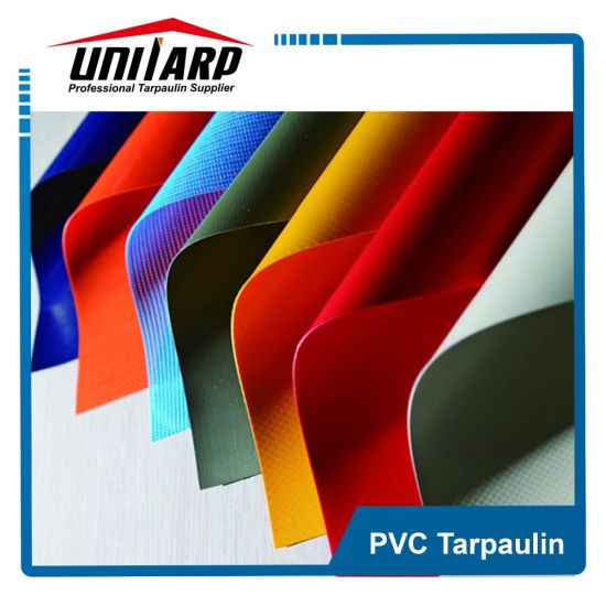 1000d*1000d 23*23 850GSM PVC Coated Tent Tarpaulin of Fire Resistant pictures & photos