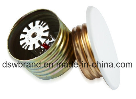 Zstdy Concealed Fire Sprinkler, Types of Fire Sprinkler Heads pictures & photos