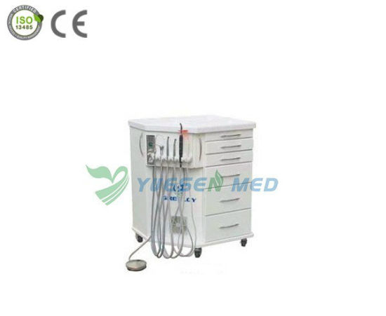 Mobile Dental Cabinet Dental Delivery Unit