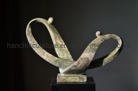 Abstract Marble Artwork, Marble Sculpture, Home Decoration, Stone Carving pictures & photos