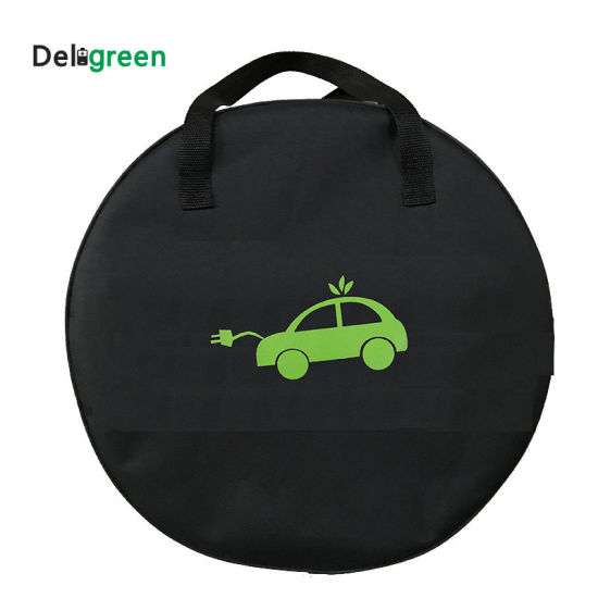on Stock Factory Price Deligreen for Electric Car Electric Vehicle Carrying Bag EV Charger Bag Container