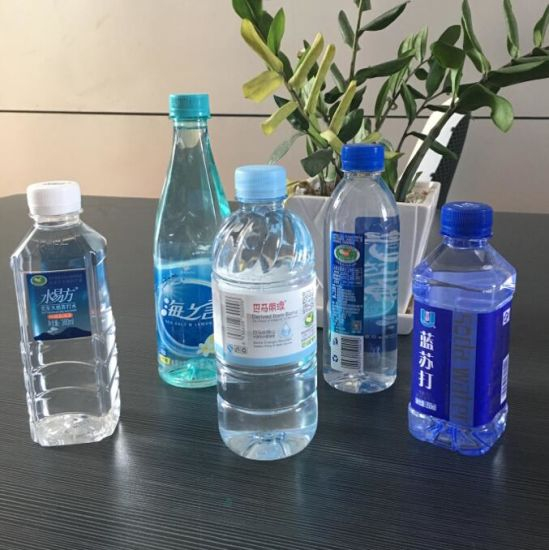 Factory Supply Full Automatic Pet Plastic Bottle Making Machine pictures & photos