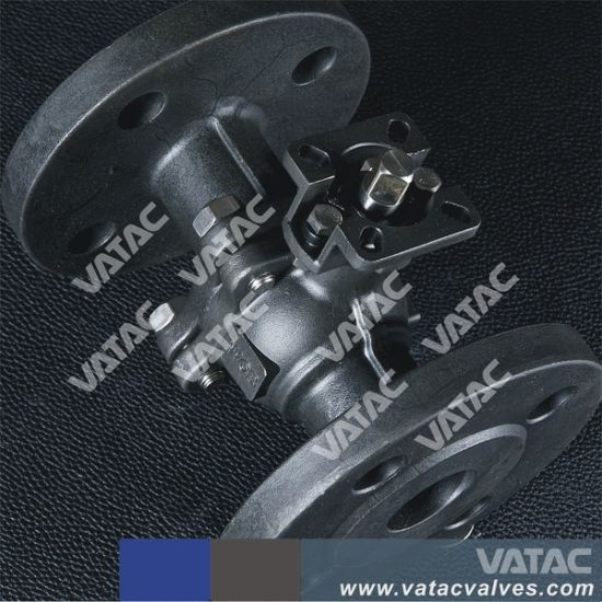 ANSI Cl150/300/600 Flg RF/NPT/Bw/Sw Floating Ball Valve pictures & photos