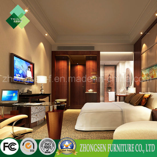 High End Customized Hotel Apartment Bedroom Furniture Chinese Supplier
