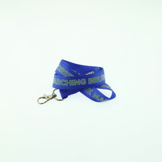 Promotional Customized Satin Lanyards for Event pictures & photos