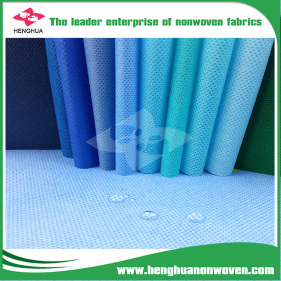 Best Price Waterproof 100% PP Medical Use Non Woven Fabrics pictures & photos