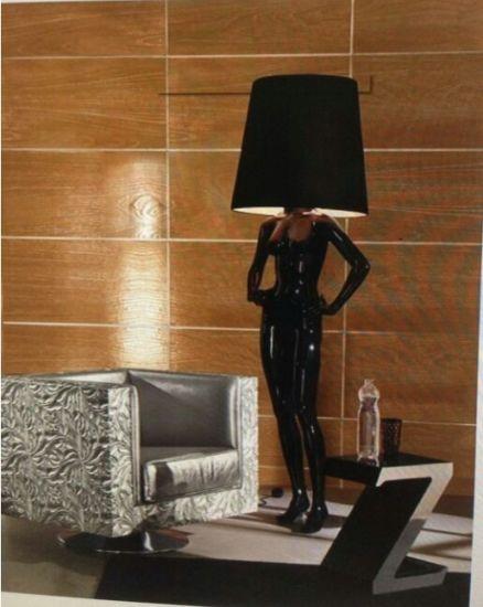 indoor floor lighting. Decorate Indoor Lamp Fibre Glass And Iron Modern Model Man Woman Shape Floor Lighting For Hotel