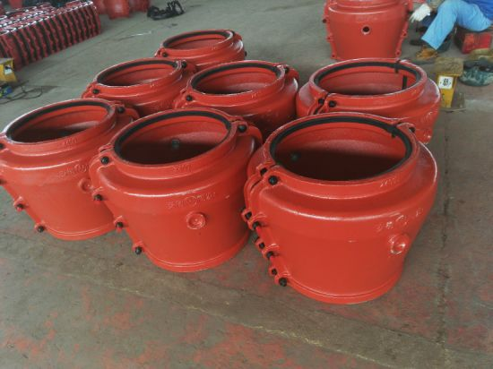 Pipe Repair Clamp Z400, Pipe Repair Coupling, Pipe Repair Collar, Pipe Leaking Repair Clamp for Concrete Pipe, Leaking Pipe Quick Repair pictures & photos