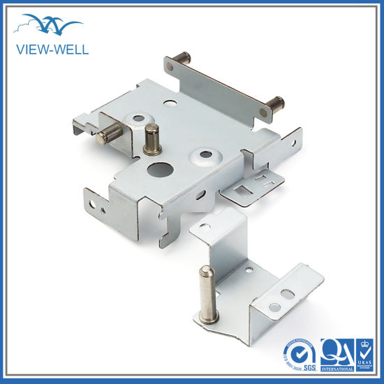 OEM Customized Staming/ Stamping Part/ Metal Stamping Parts in SUS/ SPCC/ Secc/ Aluminum/ Copper/ Bronze with Plating/ Painting, Anodizing, etc
