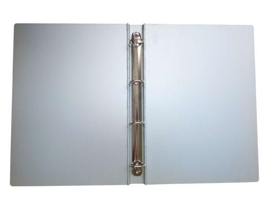 china aluminium clipboard folder ring binder 4 rings china