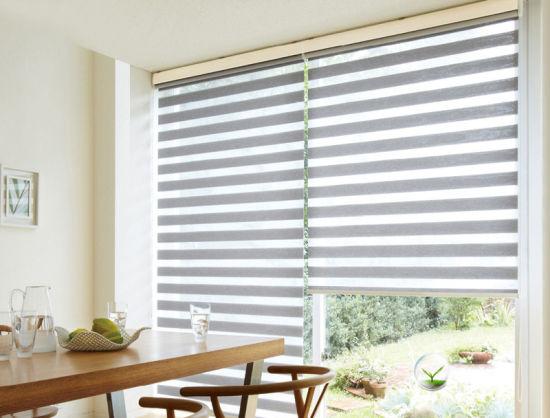 China Sikadan High Good Quality Zebra Blinds Window Rainbow ...