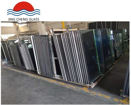 Tempered Energy-Saving Curtain Wall Insulating Glass