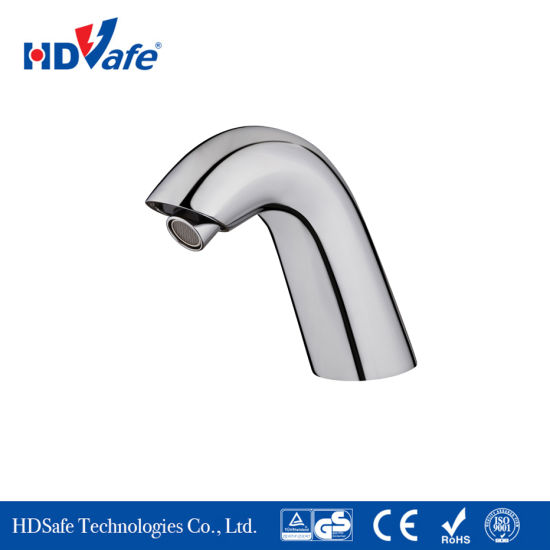 American Automatic Basin Sink Hand Free Bathroom Faucet Touch