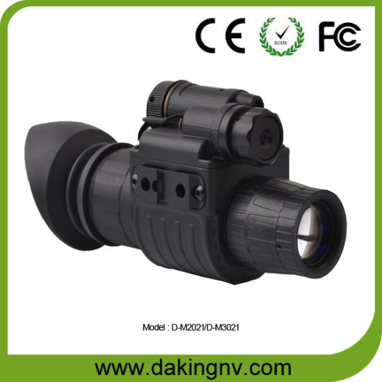 Gen2+ Military with Magnifier Night Vision Monocular