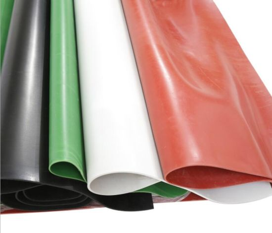 Rubber Sheet (NBR+EPDM+Neoprene+SBR+Silicone+Natural Rubber Sheet) pictures & photos