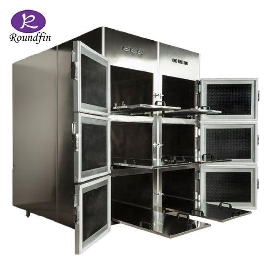 Mortuary Freezer with Secop Compressor for Corpse Mortuary Morgue