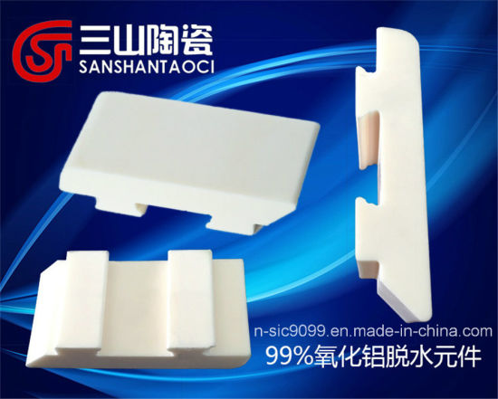 99 Alumina Ceramics Scraper With High Purity And Good Wear Resistance