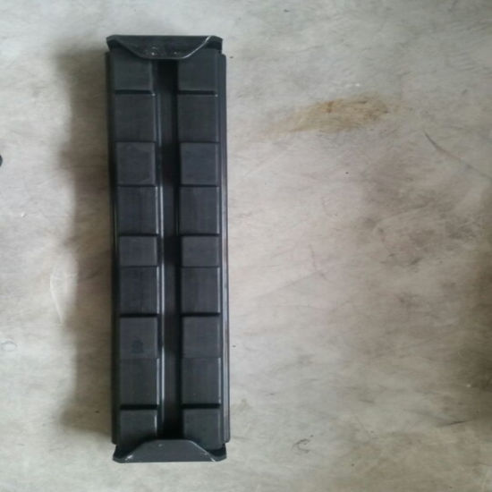 Rubber Pad Clip on 800 mm for Komatsu PC 200 pictures & photos