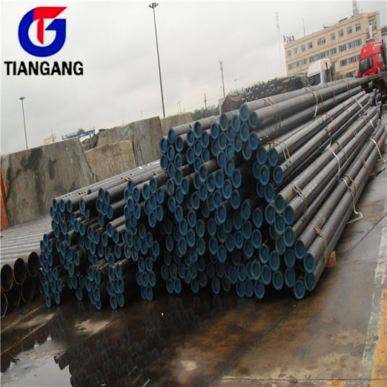 Best Price Thick Wall A53 Seamless Steel Tube pictures & photos