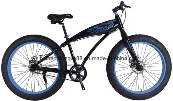 26inch Alloy Frame Fat Tire Bike pictures & photos