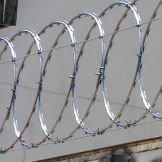 China Hot Selling Low Price Razor Barbed Wire - China Razor Barbed ...