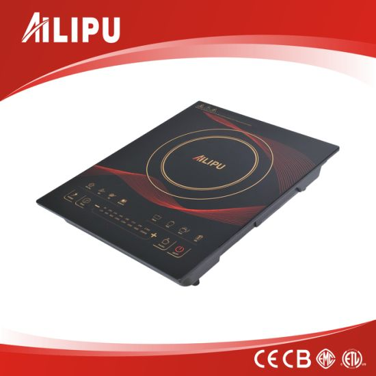 Built-in Style Intelligent Touch Model Induction Cooker with LED Light
