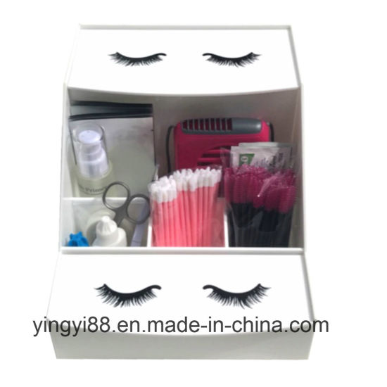b43d9519e1e New Acrylic Eyelash Extension Organizer with 8 Lash Tile Trays ...