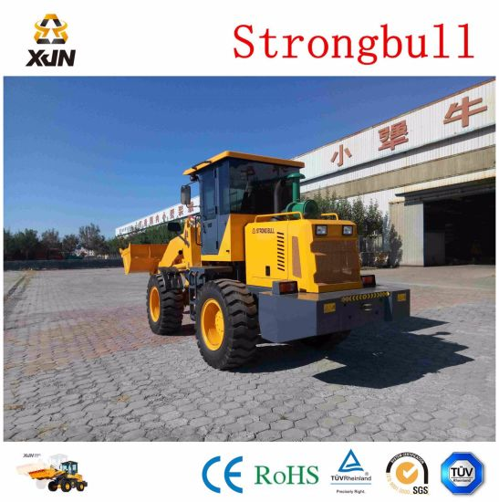 2tons 2.5tons Wheel Loader with Ce pictures & photos